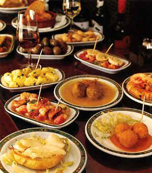 The Culture of Tapas
